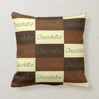 チョコレートの多く クッション
