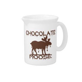 チョコレートアメリカヘラジカ ピッチャー