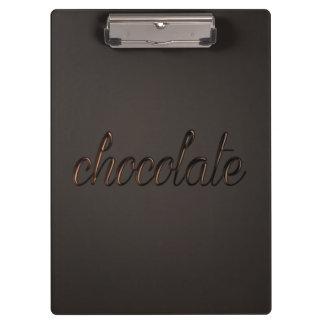 チョコレートクリップボード クリップボード