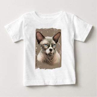 チョコレートスフィンクス ベビーTシャツ