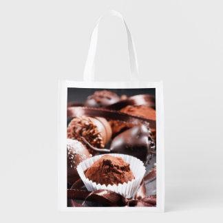 チョコレートトラッフル エコバッグ