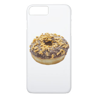 チョコレートファッジのリングドーナツ iPhone 8 PLUS/7 PLUSケース