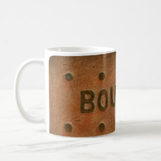 チョコレートブルボンビスケットのマグ コーヒーマグカップ