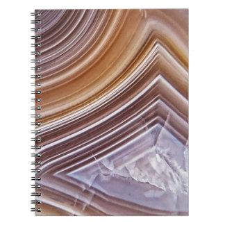 チョコレートリボンの瑪瑙 ノートブック