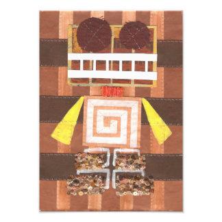 チョコレートロボットポスター フォトプリント