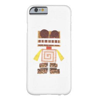 チョコレートロボット私電話6箱 BARELY THERE iPhone 6 ケース
