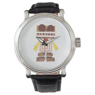 チョコレートロボット腕時計 腕時計