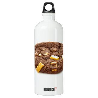 チョコレート三重の破片のクッキー ウォーターボトル