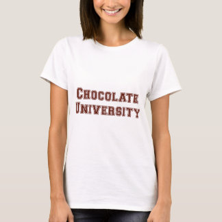 チョコレート大学 Tシャツ