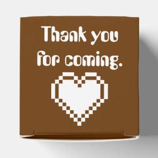 チョコレート好意箱の複数競技者用モード フェイバーボックス