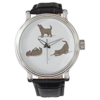 チョコレート実験室の腕時計 腕時計