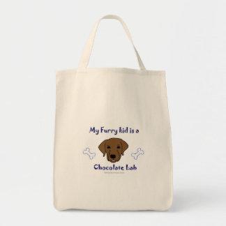 チョコレート実験室 トートバッグ