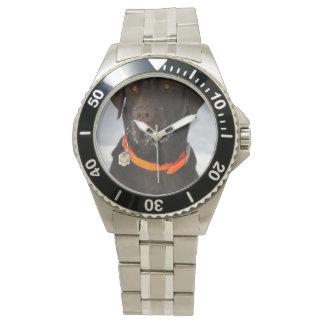 チョコレート実験室 腕時計