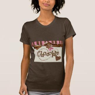 チョコレート常習 Tシャツ