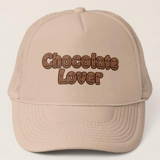 チョコレート恋人の帽子-色を選んで下さい キャップ