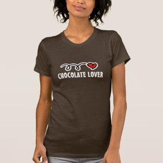 チョコレート恋人のTシャツ Tシャツ