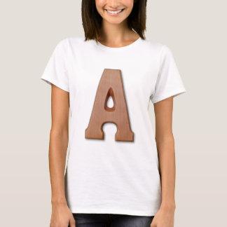 チョコレート手紙A Tシャツ