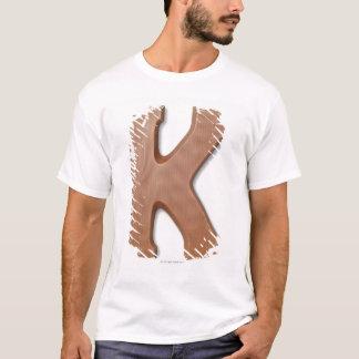 チョコレート手紙k tシャツ
