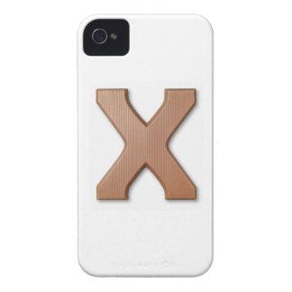 チョコレート手紙X Case-Mate iPhone 4 ケース