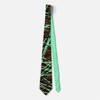 チョコレート真新しいひもタイ オリジナルネクタイ