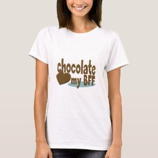 チョコレート私のBFF Tシャツ