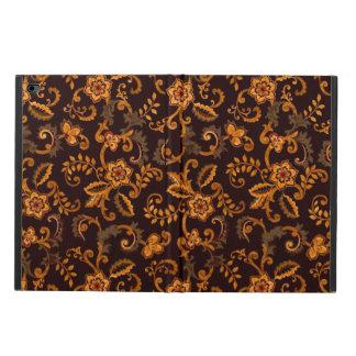 チョコレート花のiPadの空気かAir2場合 Powis iPad Air 2 ケース