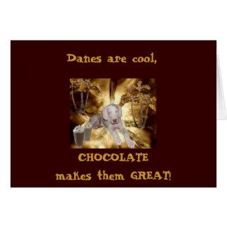 チョコレート道化師 カード