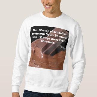 チョコレート スウェットシャツ