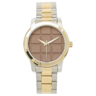 チョコレート・バーの腕時計 腕時計