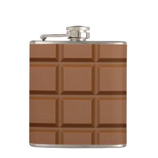 """""""チョコレート・バー""""のカスタムなフラスコ フラスク"""