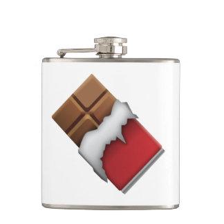 チョコレート・バー- Emoji フラスク