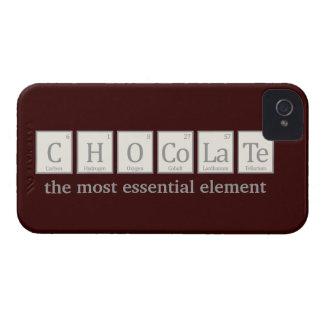 チョコレート、最も必要な要素 Case-Mate iPhone 4 ケース