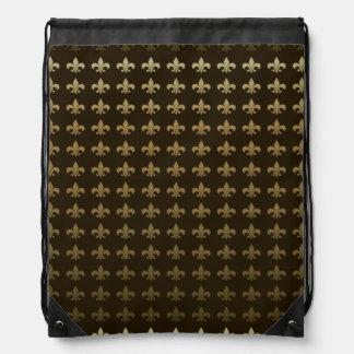 チョコレート(紋章の)フラ・ダ・リ ナップサック