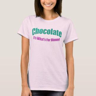 チョコレート!! Tシャツ