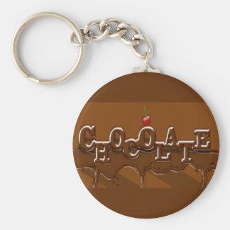 チョコレートKeychain キーホルダー