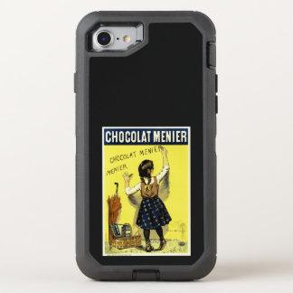 チョコレートMenierの広告 オッターボックスディフェンダーiPhone 8/7 ケース