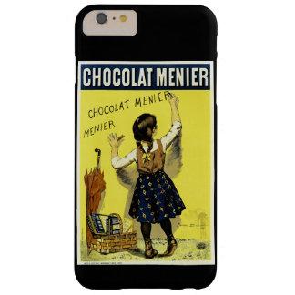 チョコレートMenierの広告 Barely There iPhone 6 Plus ケース