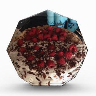 チョコレートPavlova 表彰盾