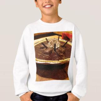 チョコレートPockyパイ スウェットシャツ