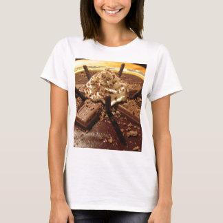チョコレートPockyパイ Tシャツ