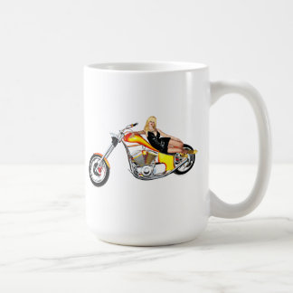 チョッパーでブロンド コーヒーマグカップ