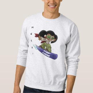 チョップのKeemiの冬 スウェットシャツ