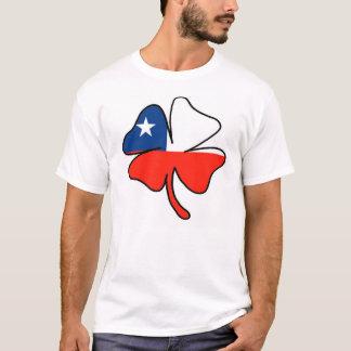 チリのシャムロック Tシャツ