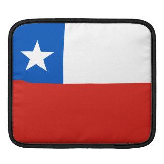"""""""チリのプライド""""のiPadの袖 iPadスリーブ"""