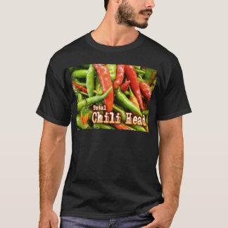 チリの総頭部 Tシャツ