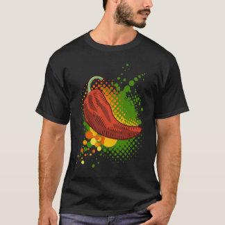 チリペッパーの夏の芸術 Tシャツ