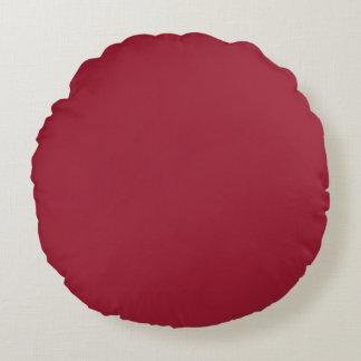 チリペッパーの(赤い)色 ラウンドクッション