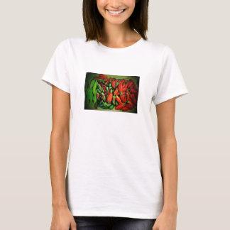チリペッパーのTシャツ Tシャツ