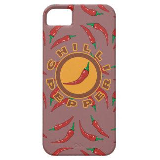 チリペッパー。 スパイス iPhone SE/5/5s ケース