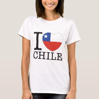 チリ愛v2 tシャツ
